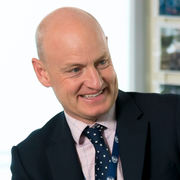 Head Rob Stewart
