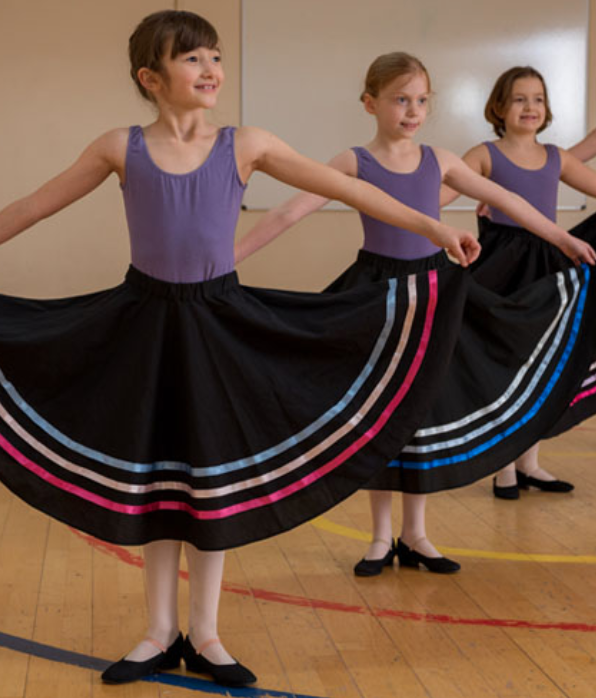 Dance at Sherfield School